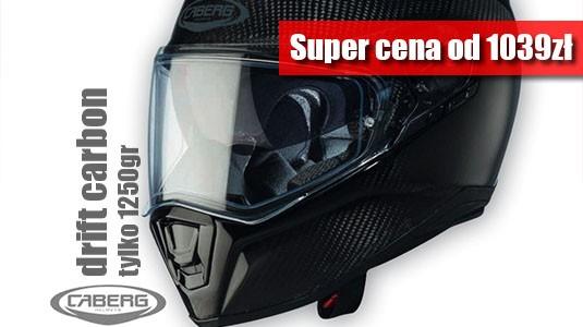 Caberg Drift Carbon 1039zł